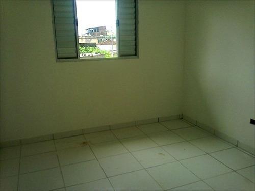 ref.: 132 - casa condomínio fechado em praia grande, no bairro samambaia - 2 dormitórios
