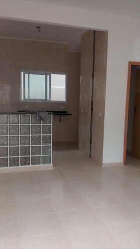 ref.: 1321 - casa condomínio fechado em praia grande, no bairro campo aviacao - 2 dormitórios