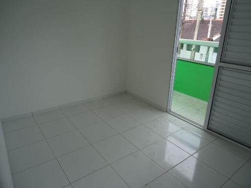 ref.: 1322800 - casa em praia grande, no bairro aviacao - 2 dormitórios
