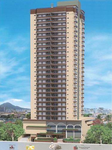 ref.: 1327800 - apartamento em praia grande, no bairro guilhermina - 4 dormitórios