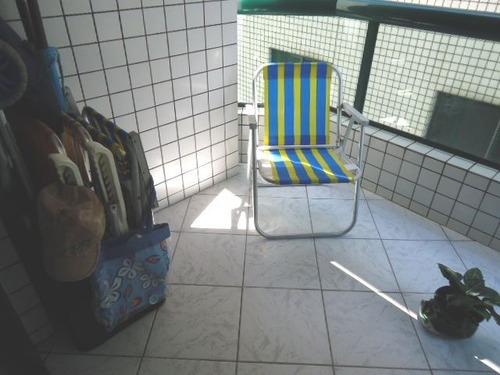 ref.: 1329700 - apartamento em praia grande, no bairro guilhermina - 1 dormitórios
