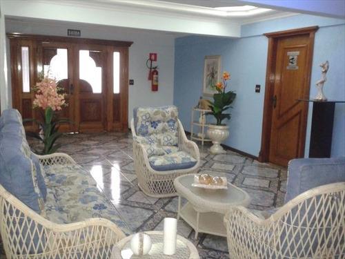 ref.: 133001 - apartamento em praia grande, no bairro guilhermina - 3 dormitórios