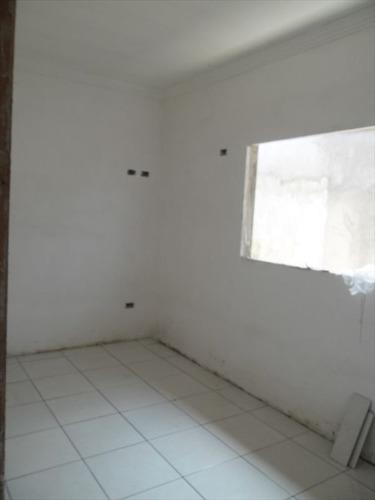 ref.: 133200 - casa em praia grande, no bairro vila antartica - 2 dormitórios