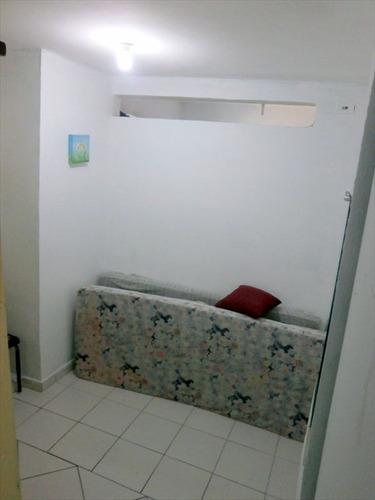 ref.: 1335 - apartamento em praia grande, no bairro boqueirao - 2 dormitórios