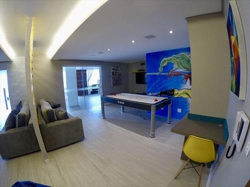 ref.: 1343 - apartamento em praia grande, no bairro canto do forte - 3 dormitórios