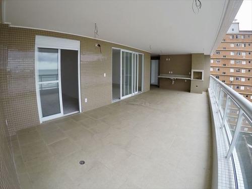 ref.: 1344 - apartamento em praia grande, no bairro canto do forte - 4 dormitórios