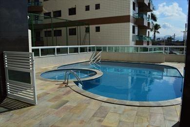 ref.: 1345 - apartamento em praia grande, no bairro campo da aviacao - 2 dormitórios