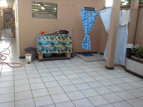 ref.: 134700 - casa em praia grande, no bairro cidade da crianca - 2 dormitórios