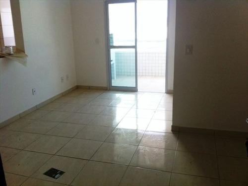 ref.: 135101 - apartamento em praia grande, no bairro guilhermina - 2 dormitórios