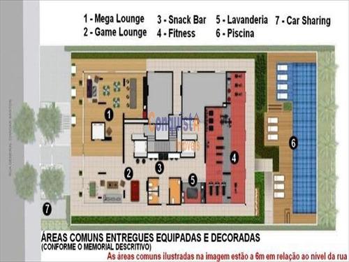 ref.: 135200 - apartamento em sao paulo, no bairro vila da saude - 1 dormitórios