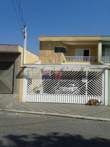 ref.: 135601 - casa em santo andre, no bairro bangu