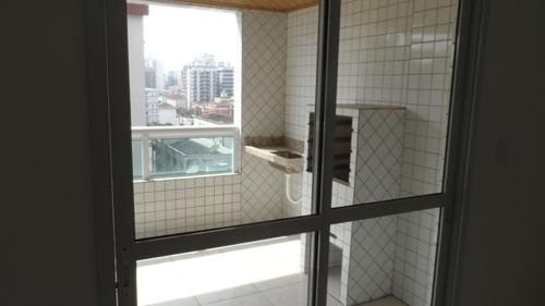 ref.: 1358 - apartamento em praia grande, no bairro vila guilhermina - 3 dormitórios