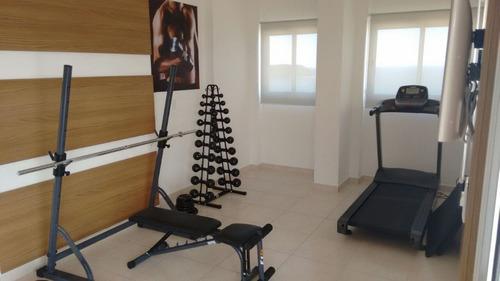 ref.: 1360 - apartamento em praia grande, no bairro vila guilhermina - 3 dormitórios