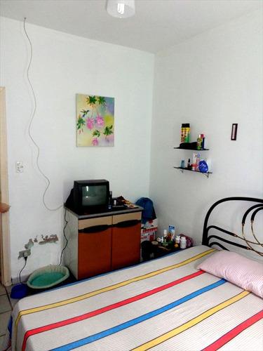 ref.: 1360 - casa em praia grande, no bairro canto do forte - 2 dormitórios