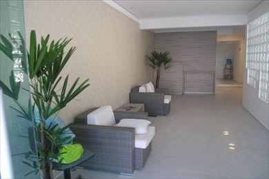 ref.: 1363 - apartamento em praia grande, no bairro forte - 2 dormitórios
