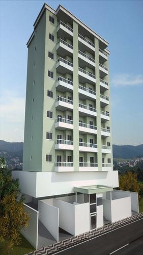 ref.: 1368 - apartamento em praia grande, no bairro vila caicara - 1 dormitórios