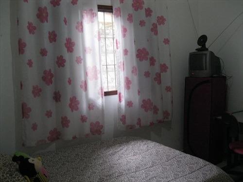 ref.: 1368900 - casa em praia grande, no bairro guilhermina - 2 dormitórios