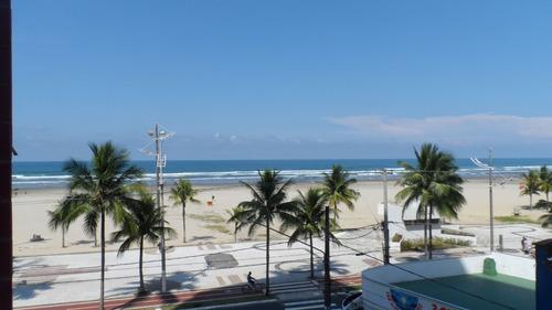 ref.: 1375 - apartamento em praia grande, no bairro vila guilhermina - 1 dormitórios