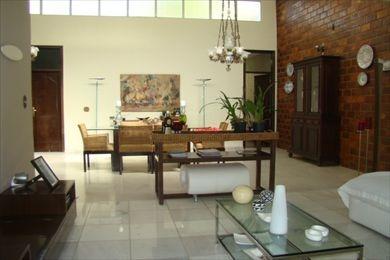 ref.: 137601 - casa condomínio fechado em santos, no bairro santa terezinha - 3 dormitórios
