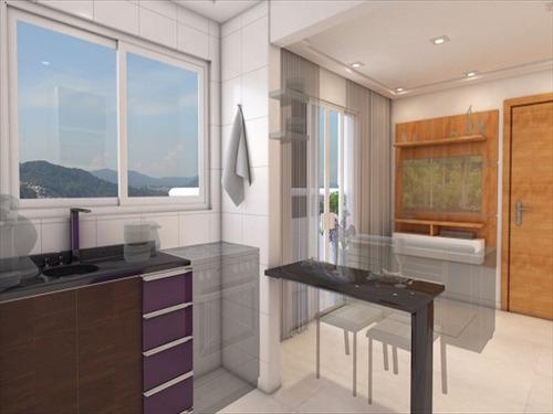 ref.: 1377 - apartamento em praia grande, no bairro aviacao - 1 dormitórios