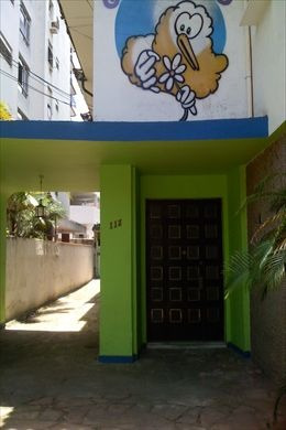 ref.: 137800 - casa em santos, no bairro embare - 4 dormitórios