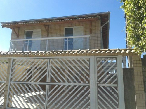 ref.: 1379700 - casa condomínio fechado em praia grande, no bairro real - 2 dormitórios