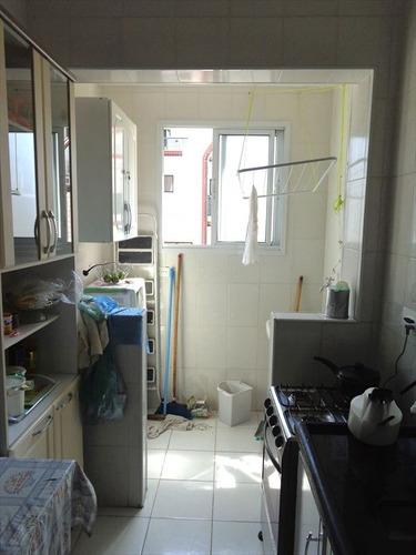 ref.: 1389 - apartamento em praia grande, no bairro canto do forte - 2 dormitórios