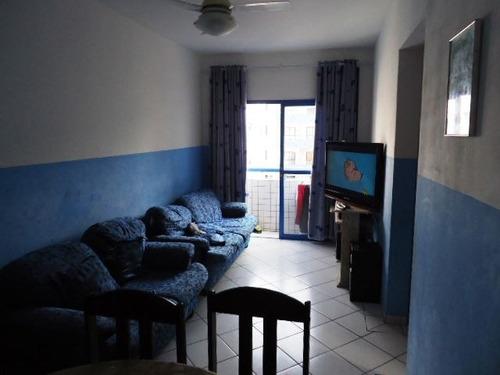ref.: 1389000 - apartamento em praia grande, no bairro canto do forte - 2 dormitórios
