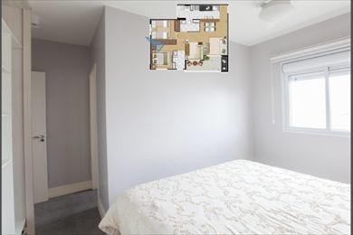 ref.: 13896 - apartamento em sao paulo, no bairro vila andrade - 2 dormitórios