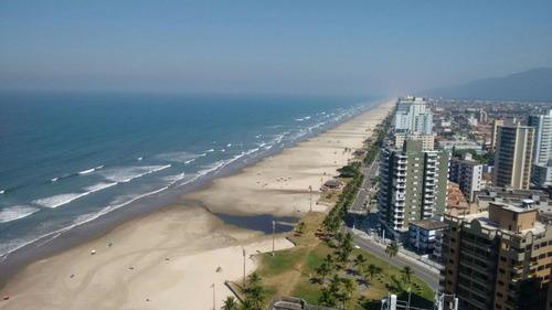 ref.: 1391 - apartamento em praia grande, no bairro vila caicara - 2 dormitórios