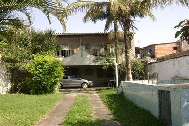ref.: 139301 - casa em mongagua, no bairro vera cruz - 2 dormitórios