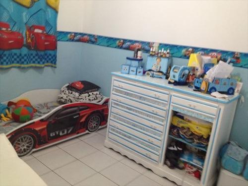 ref.: 1393200 - apartamento em praia grande, no bairro guilhermina - 2 dormitórios