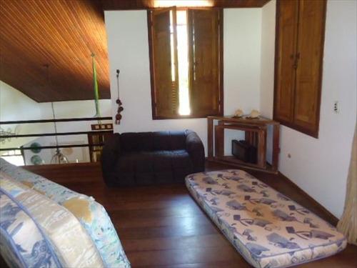 ref.: 14 - casa condomínio fechado em bertioga, no bairro guaratuba costa do sol - 5 dormitórios