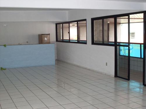 ref.: 140 - apartamento em praia grande, no bairro ocian - 3 dormitórios