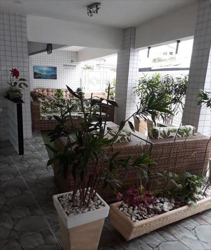 ref.: 1402700 - apartamento em praia grande, no bairro guilhermina - 2 dormitórios