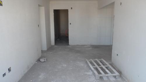 ref.: 1403 - apartamento em praia grande, no bairro vila guilhermina - 2 dormitórios