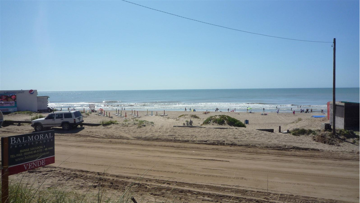 ref: 1406 - lote en venta - pinamar, zona centro playa