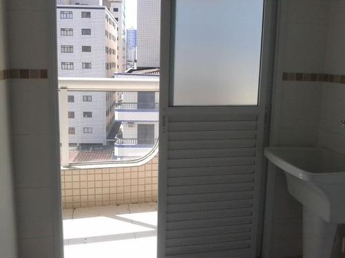 ref.: 1406600 - apartamento em praia grande, no bairro aviacao - 2 dormitórios