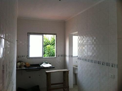 ref.: 1408000 - casa em praia grande, no bairro sitio do campo - 2 dormitórios