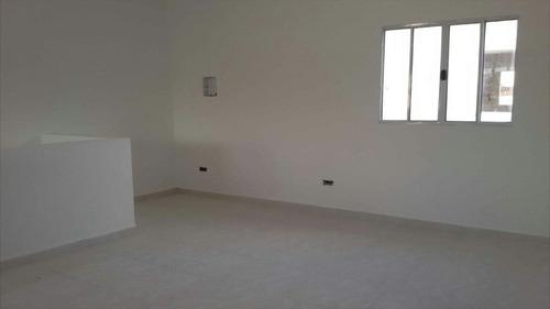 ref.: 1411 - casa condomínio fechado em praia grande, no bairro sitio do campo - 2 dormitórios