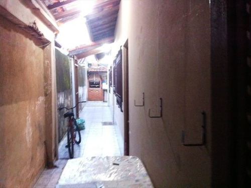 ref.: 1411400 - casa em praia grande, no bairro mirim - 2 dormitórios