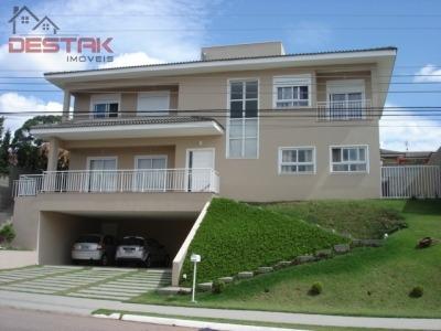 ref.: 1416 - casa condomínio em jundiaí para venda - v1416