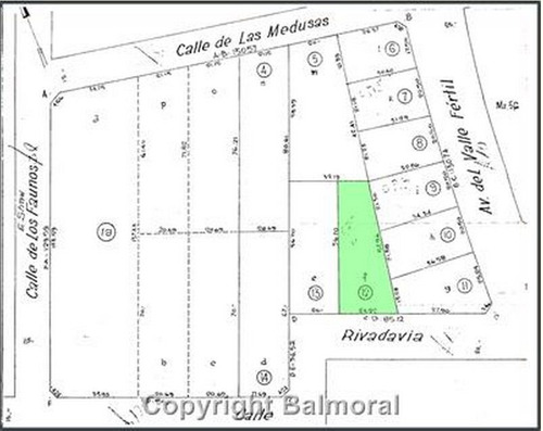 ref: 1416 - lote comercial multifamiliar en venta - pinamar, zona centro