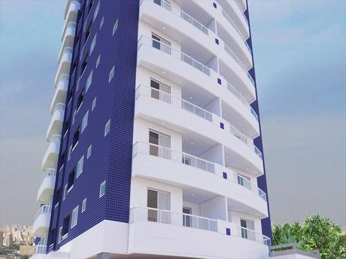 ref.: 1417 - apartamento em praia grande, no bairro aviacao - 2 dormitórios
