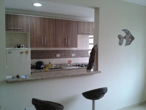 ref.: 1417500 - apartamento em praia grande, no bairro canto do forte - 1 dormitórios
