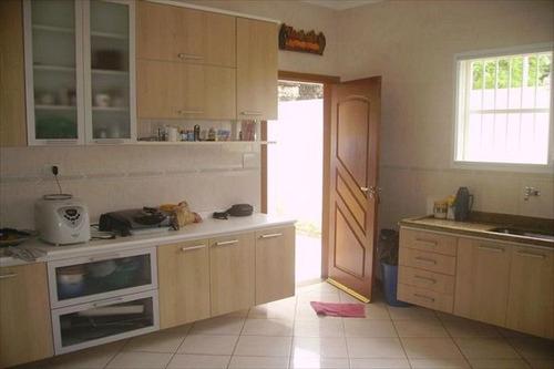 ref.: 1418 - casa em praia grande, no bairro boqueirao - 3 dormitórios
