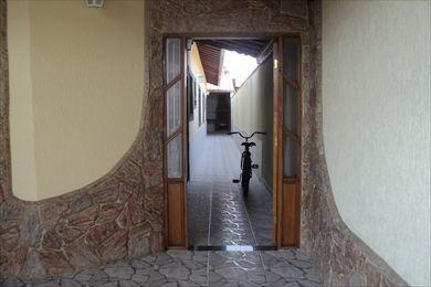 ref.: 141900 - casa em praia grande, no bairro vilamar - 3 dormitórios