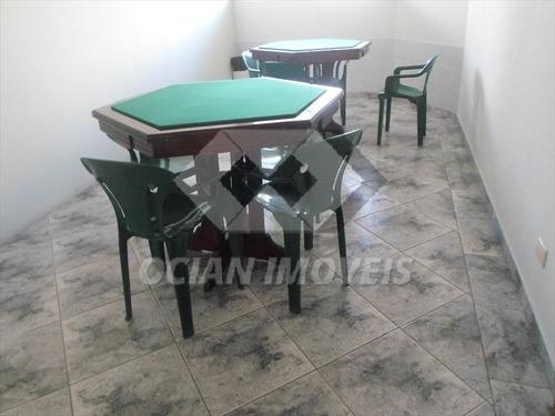 ref.: 142 - apartamento em praia grande, no bairro ocian - 1 dormitórios