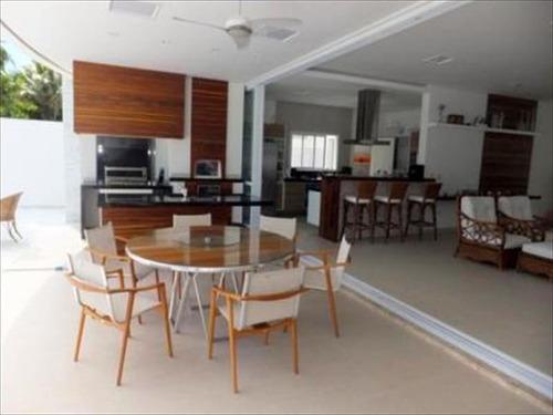 ref.: 142 - casa condomínio fechado em bertioga, no bairro riviera de sao lourenco - 5 dormitórios
