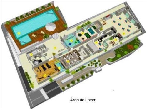 ref.: 1426200 - apartamento em praia grande, no bairro guilhermina - 2 dormitórios